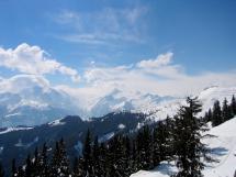 View at the Schmitten
